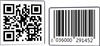 Vector-based 2D and linear bar codes.