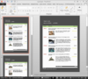 PowerPoint Export: Users can design their reports in List & Label and export them directly to PowerPoint. One click of the mouse and their presentation is ready to go, packed with the latest figures for the next meeting.