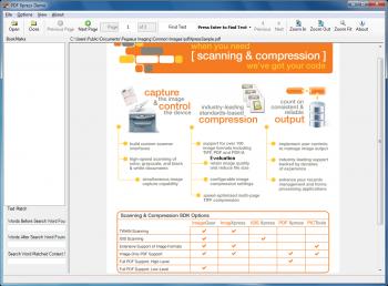 Anzeige für PDFXpress ActiveX Reader Edition