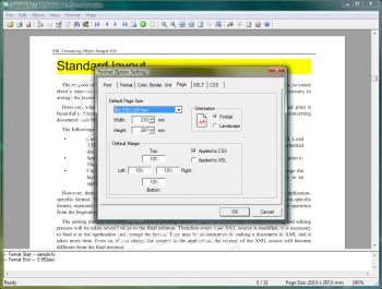 Anuncio de AH XSL Formatter V5.x Standard