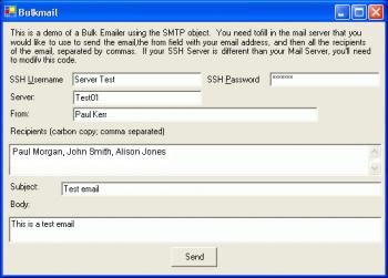 Anzeige für IP*Works! SSL Windows Phone Edition