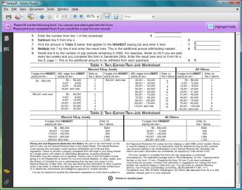 Anzeige für PDF4NET