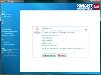 Advert for SmartAssembly Developer