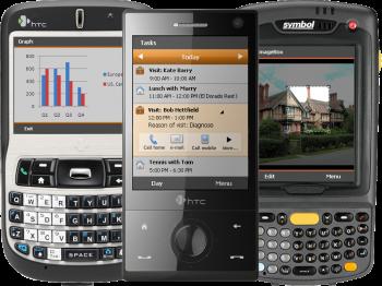 Advert for Resco MobileForms Toolkit