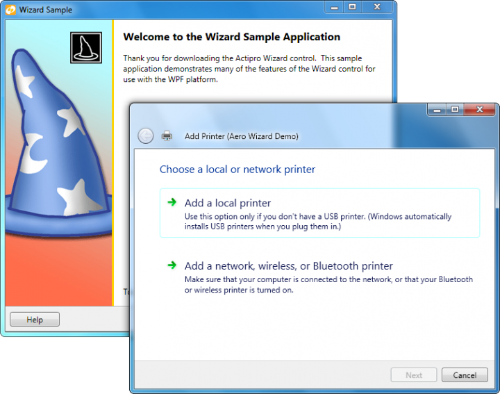 About Actipro WPF Essentials: A suite of 6 professional user interface controls and components for Windows Presentation Foundation (WPF).
