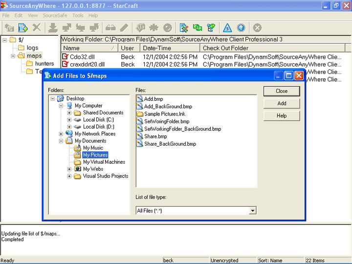About SourceAnywhere for VSS: Remote access to Visual SourceSafe.