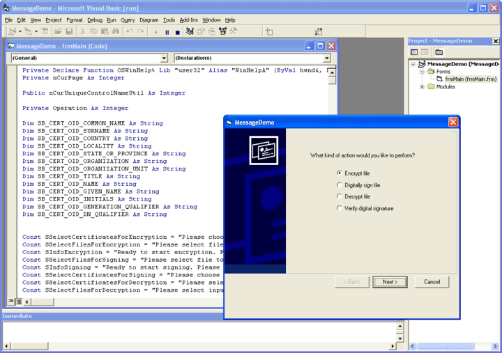 About SecureBlackbox ActiveX Transports - In-house: Security functions Internet transport protocols.
