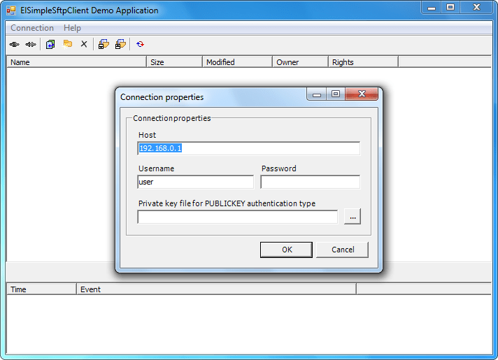 About SFTPBlackbox .NET Client-Server - In-house: Provides support for SFTP (Secure File Transfer Protocol).