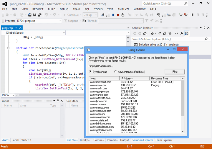 About IP*Works! C++ Edition: Internet-enable your applications with C++ classes packaged in a Windows DLL.
