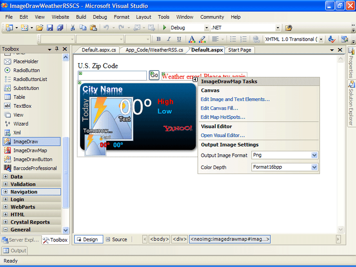About Neodynamic ImageDraw for ASP.NET: Dynamic image composition solution for ASP.NET applications.