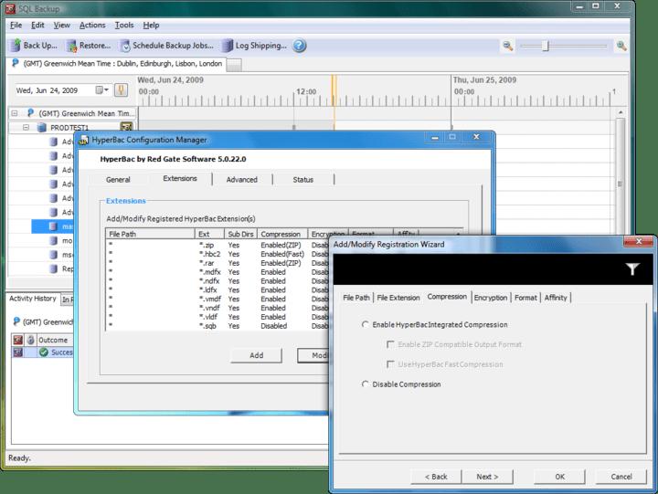 About SQL Backup and Restore Bundle: Faster, stronger backups and restores for SQL Server database administrators.