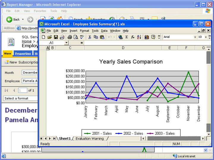 Existing Reports: There is no need to redesign existing reports.