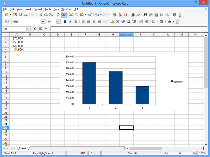 Charts: You can use Aspose.Cells to create charts and graphs within your spreadsheets.