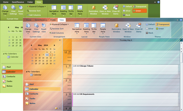 Themes for WPF: Theme your entire application, even the standard controls, with Themes for WPF.