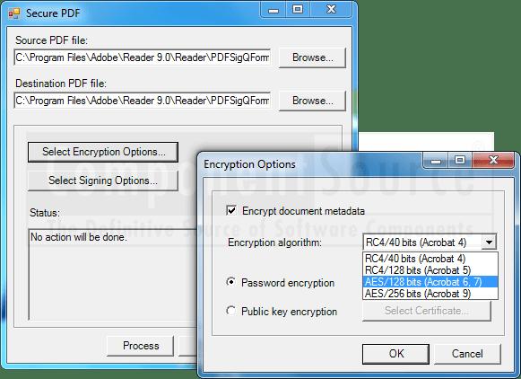 Screenshot of SecureBlackbox .NET Transports - In-house