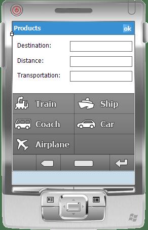 CustomKeyboard for .NET CF